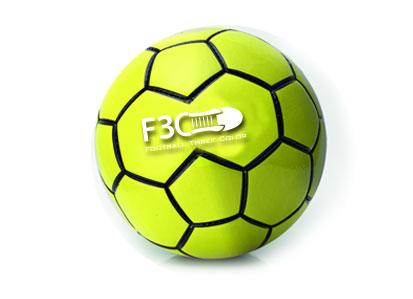 כדורגל צהוב